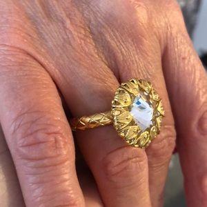 Beautiful Italian handmade ring